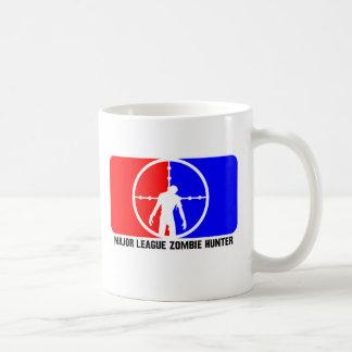 Spielklasse-Zombie-Jäger 1 Kaffeetasse