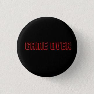 Spielknopfspiel vorbei runder button 2,5 cm