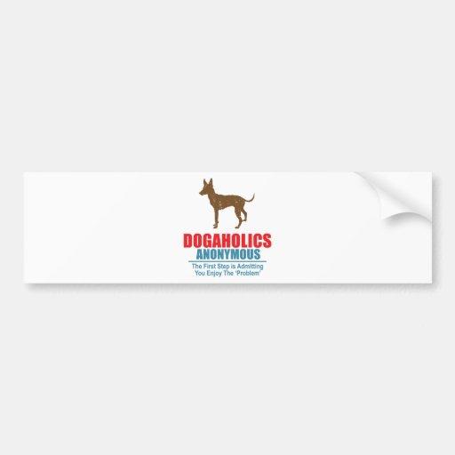 Spielzeug Manchester Terrier Auto Sticker