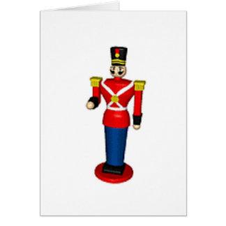 Spielzeug-Soldat Karte