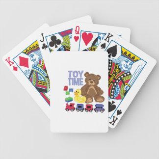 Spielzeug-Zeit Bicycle Spielkarten