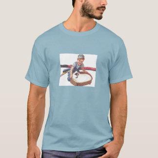 Spielzeug-Zug-T-Shirt T-Shirt