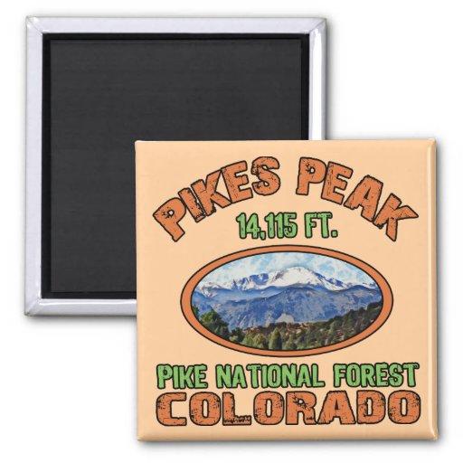 Spiess-Spitze, Colorado Kühlschrankmagnete