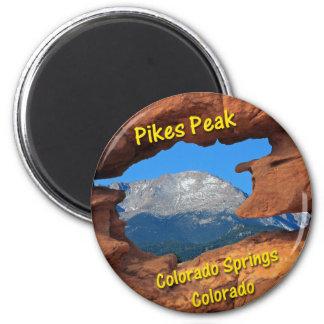 Spiess-Spitze, Colorado Springs, Colorado Kühlschrankmagnet