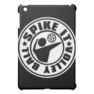 Spike_It_Volleyball iPad Mini Hülle