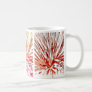 Spikey Pflanzen-Tasse Kaffeetasse