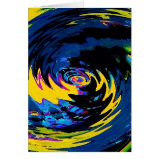 Spinart! Kosmische Schizophrenie Karte