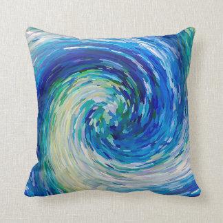 Spinart! Welle zu Van Gogh Kissen