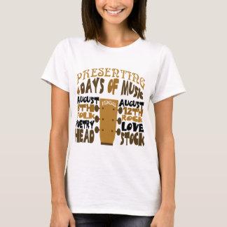 Spindelkasten-Festival 1968 T-Shirt