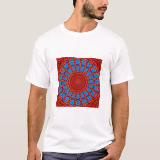 Spinne Kaliedoscope T-Shirt