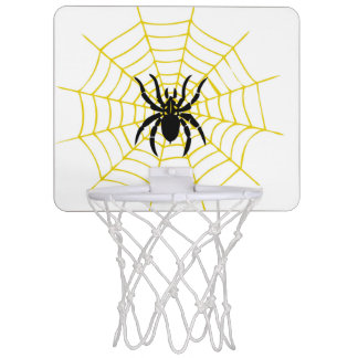 Spinne MiniBasketballkorb Mini Basketball Netz