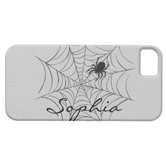 Spinne und Netz Etui Fürs iPhone 5
