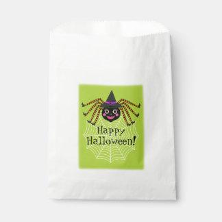 Spinnen-Hexe-Halloween-Party Geschenktütchen