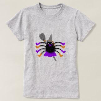 Spinnen-Hexe T-Shirt