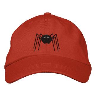 Spinnen-Hut Bestickte Baseballmützen