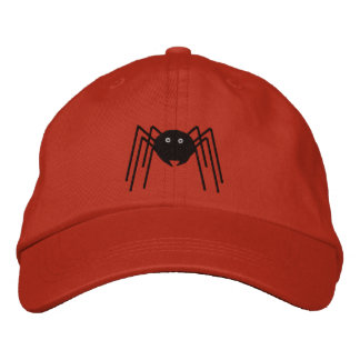 Spinnen-Hut Baseballkappe