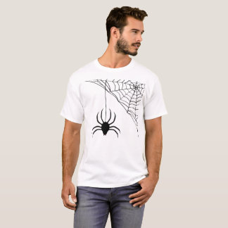 Spinnen-Illustrations-T - Shirt