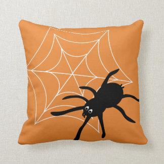Spinnen-Kissen Kissen