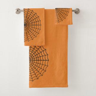 Spinnen-Netz - Set von 3 Tüchern