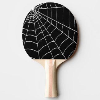Spinnen-Netz Tischtennis Schläger