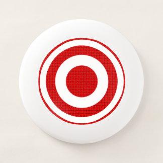 Spinnen Sie es Bullauge Wham-O Frisbee