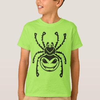 Spinnen-Tätowierungs-T-Shirt T-Shirt