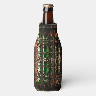 Spinnenmosaik Flaschenkühler