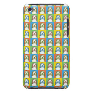 Spinone Italiano HundeCartoon Pop-Kunst Barely There iPod Cover