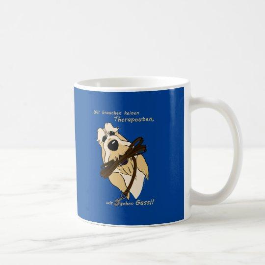 Spinone Italiano – Therapeut Kaffeetasse
