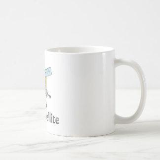 Spion im Himmel Kaffeetasse
