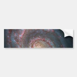 Spiralarm die NASA des Strudel-M51 Autoaufkleber