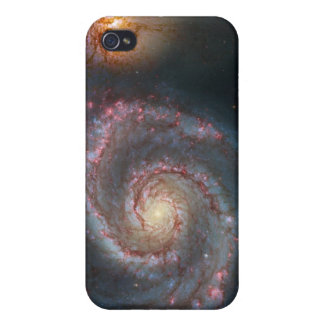Spiralarm die NASA des Strudel-M51 iPhone 4 Schutzhülle