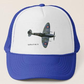 Spitfire-Flugzeugbild für Fernlastfahrer-Hut Truckerkappe