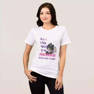 Spitz-Angelegenheit T-Shirt