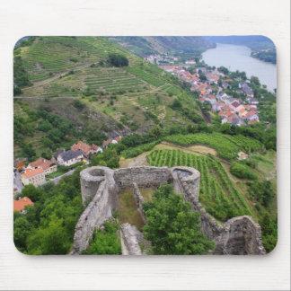 Spitz ein der Donau Mousepad