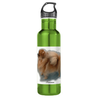 Spitz-Kunst Trinkflasche