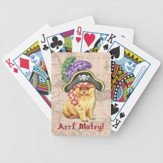 Spitz-Pirat Bicycle Spielkarten