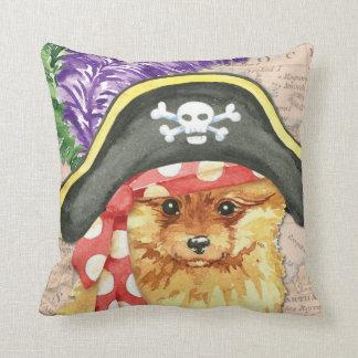 Spitz-Pirat Kissen