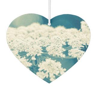 Spitze-Blumen-Herz-Luft-Erfrischungsmittel der Lufterfrischer