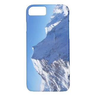 Spitze des Berg-Koch-(Aoraki), Neuseeland iPhone 8/7 Hülle