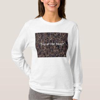 """""""Spitze des Haufens"""" T - Shirtentwurf durch T-Shirt"""