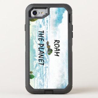 SPITZE durchstreifen den Planeten OtterBox Defender iPhone 8/7 Hülle