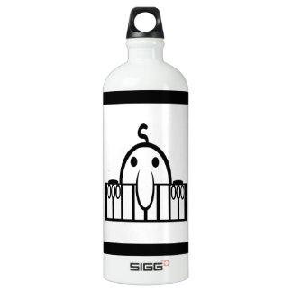Spitze-ein-BooPeeper Aluminiumwasserflasche
