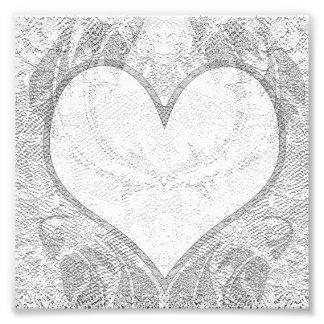 Spitze-Herz addieren Text Kunst Fotos