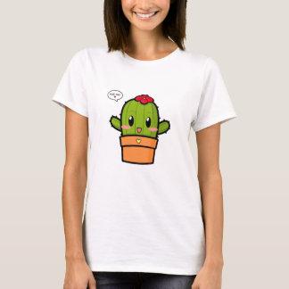 Spitze Kaktus umarmen mich T-Shirt