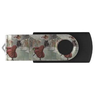 SPITZE modern Skate USB Stick