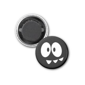 Spitze mustert Magneten - Animations-Mentor Runder Magnet 2,5 Cm