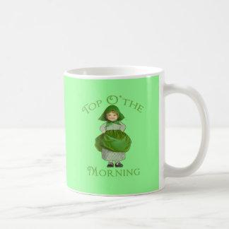 Spitze O die Morgen-niedlichen Produkte Kaffeetasse