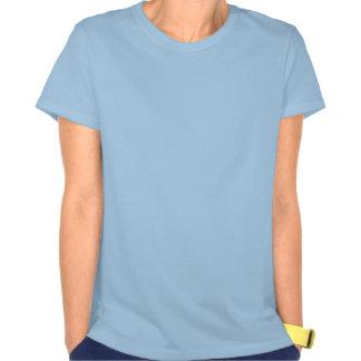 Spitze Regenbogen-OM Namaste Tshirt