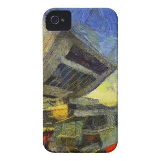 Spitze Van Gogh Hong Kong iPhone 4 Case-Mate Hülle